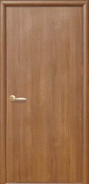 заказать двери с отделкой ламинат