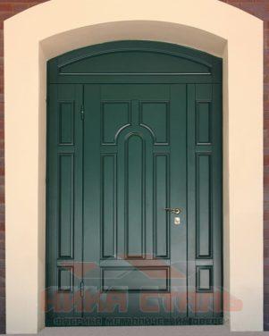 Парадные и элитные металлические двери