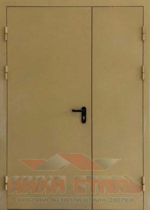 Противопожарные двери 2 типа