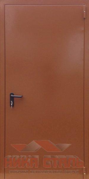 противодымные противопожарные двери