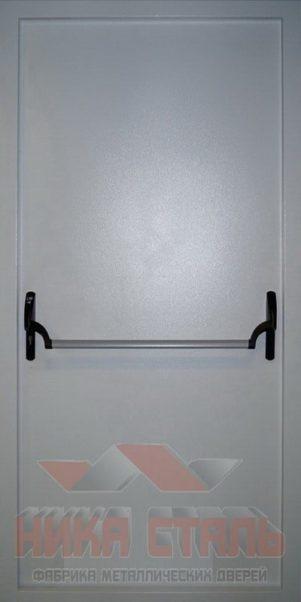 Противопожарные двери антипаника