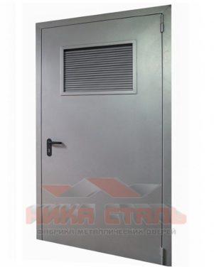 Металлические двери в электрощитовую