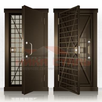 Двери КХО