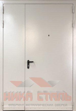 оцинкованная стальная дверь