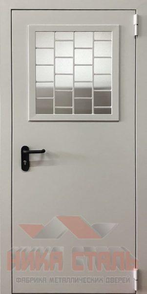 Двери утепленные со стеклом