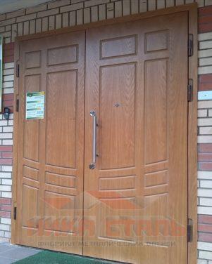 Входные металлические двери в офис