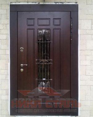 Уличные двери с терморазрывом