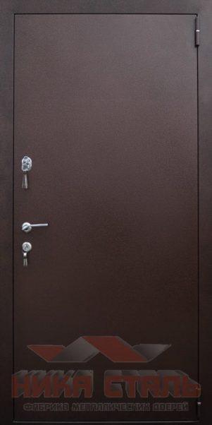 термо дверь стальная