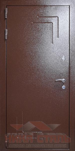 двери с терморазрывом для частного дома
