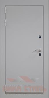 Термо двери в частный дом