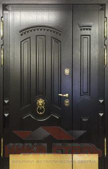 уличные двери в частный дом с терморазрывом