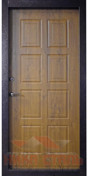 металлические двери в дом с терморазрывом