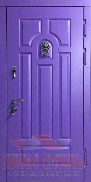 дверь для коттеджа с терморазрывом