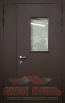 Тамбурные двери на площадку