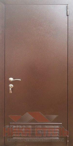 дверь трансформаторной подстанции