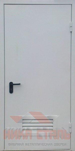 Дверь однопольная трансформаторная