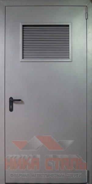 Дверь в трансформаторную