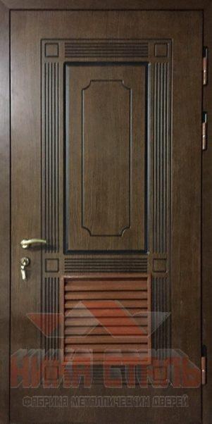 Дверь в котельную частного дома