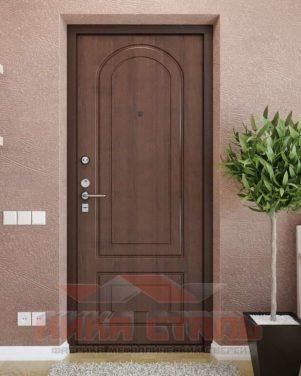 Квартирные металлические двери