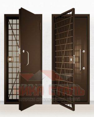 Двери защитные