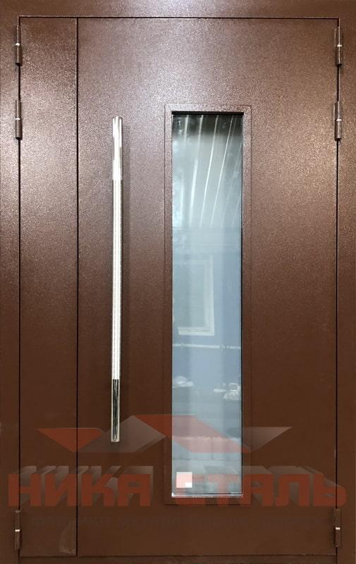 Подъездная входная дверь
