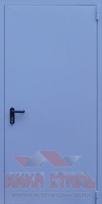 Противопожарная утепленная дверь