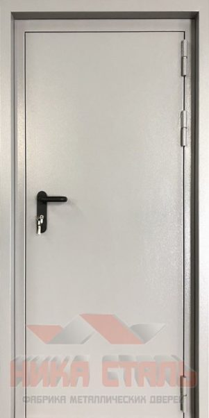 Дверь противопожарная из оцинковки