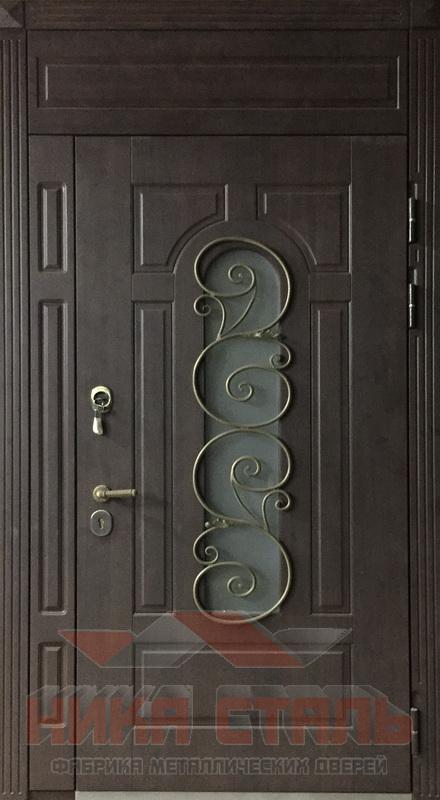 парадные двери с терморазрывом